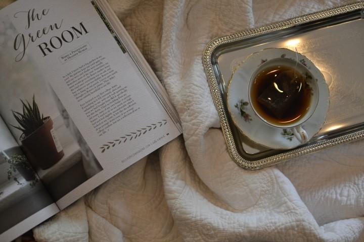 I've been published in Bella GraceMagazine!
