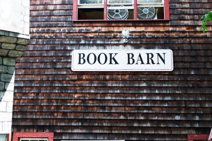 The Book Barn